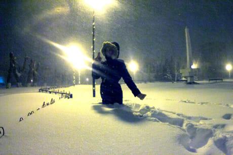 Київ. Фото з Facebook Олександра Гуденка