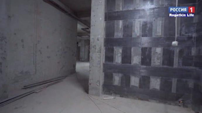 Путин бетон бетон не твердеет