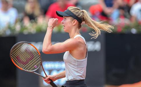 Світоліна виграла турнір WTA у Римі, обігравши першу ракетку світу