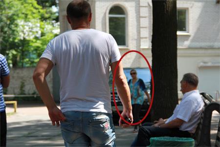 Управляющий Ковтун и белоцерковские парни