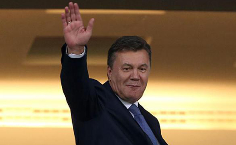 Януковича госпитализировали в