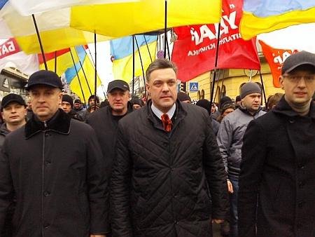 Лідери опозиції у Тернополі