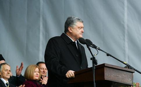Порошенко заявив про загрози виборам і спроби їх зірвати