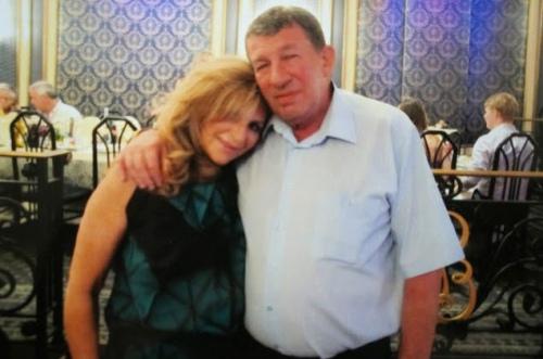 Батько Володимира Гройсмана Борис