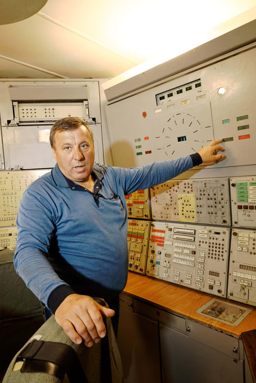 Владимир Солоненко – один из хладнокровных офицеров, прошедших серьезный отбор
