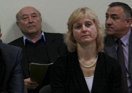Оксана Балога. Фото Панорама Мукачева