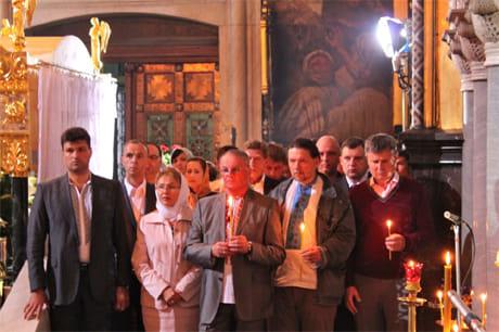 Фото прес-служба київської Батьківщини