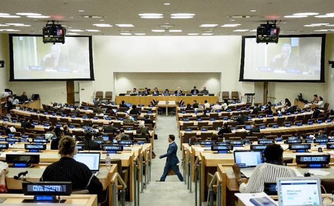Комітет Генасамблеї ООН прийняв нову резолюцію щодо Криму