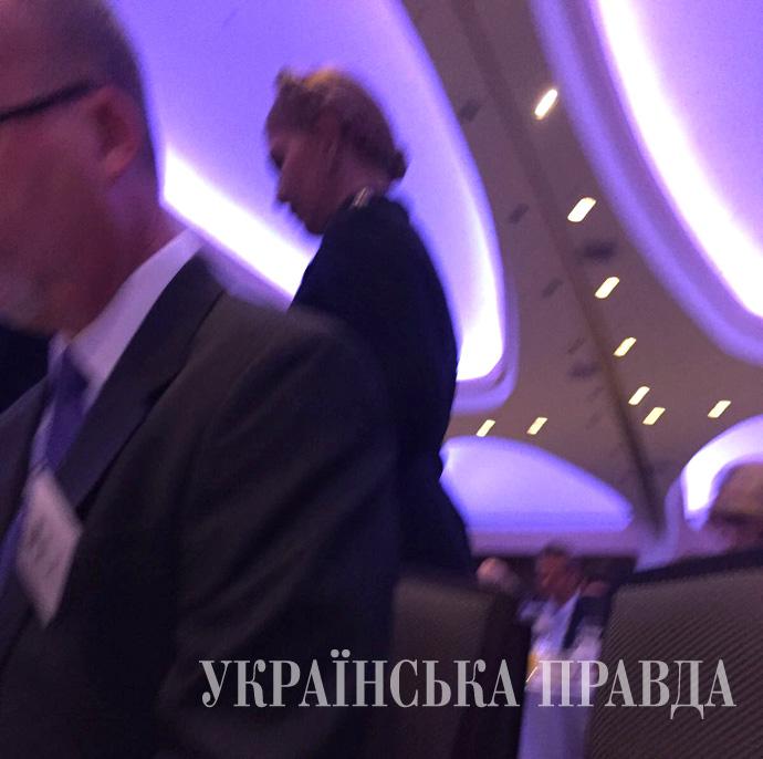 На молитовному сніданку Трамп упізнав Тимошенко саме по її косі