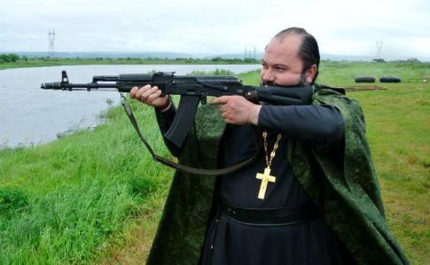 СБУ: РФ використовує Московський патріархат у війні проти України