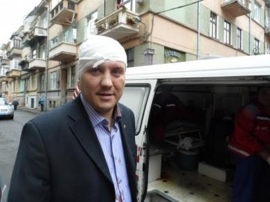 В Черновцах избили экс-свободовца. Фото БукИнфо