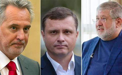 Найрадикальніше проти Порошенка виступає союз трьох олігархів