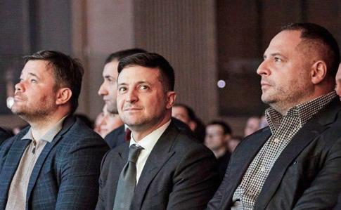 17aa730          - Реванш или косметическая замена: партии прокомментировали назначение Ермака головой ОП