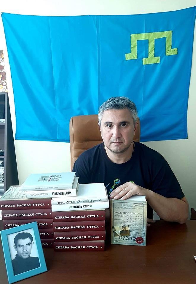 Віктор Медведчук вимагає заборонити продаж книги про Стуса