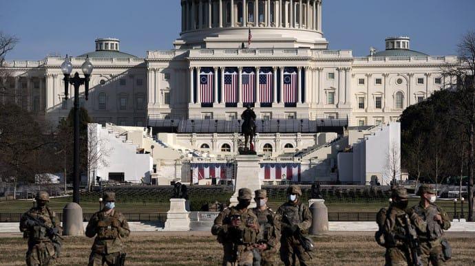 Пандемия и войска в Вашингтоне: инаугурация Байдена будет беспрецедентной в  истории США | Украинская правда