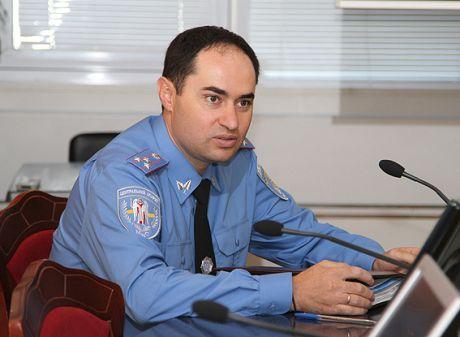 Головним слідчим міліції став Чинчин
