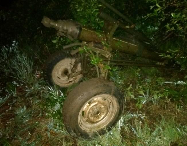 Украинские военные на Донбассе захватили оружие боевиков: опубликованы фото (1)