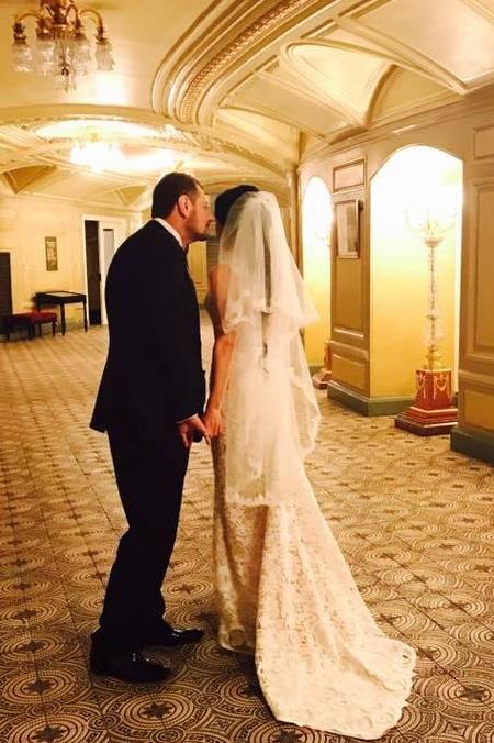 Мосийчук женился в третий раз - на Владе