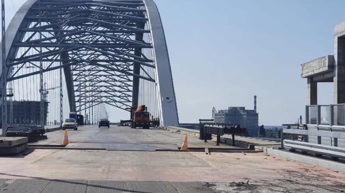 На строительстве Подольского моста разворовали 150 млн
