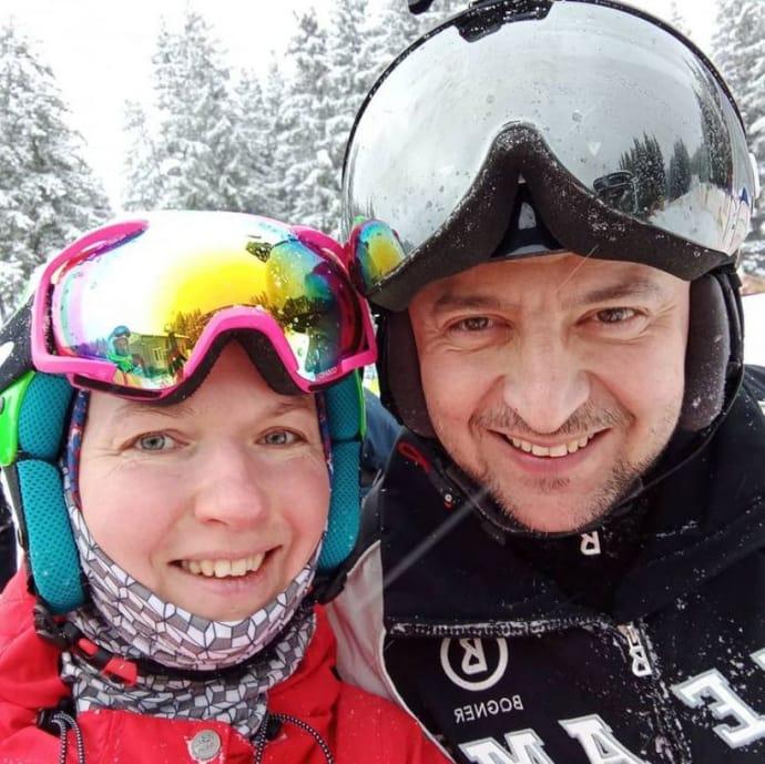 Зеленський катається на лижах у Буковелі | Українська правда
