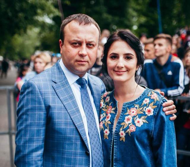 Сергій та Ірина Борзови