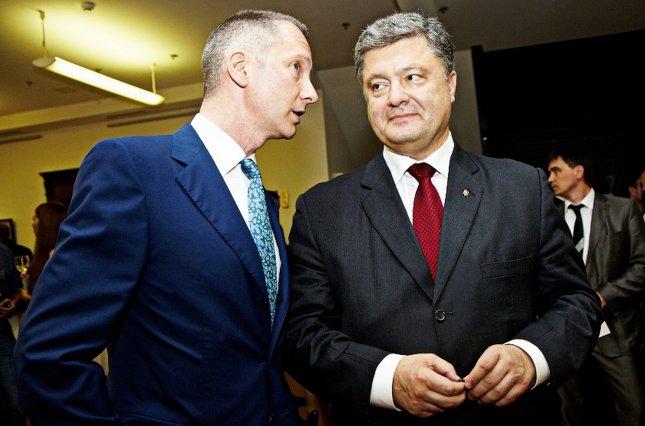 Выяснения отношений между прокурором и президентом