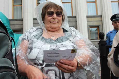 Виборцям вручили нагадування, що їх депутатів треба контролювати