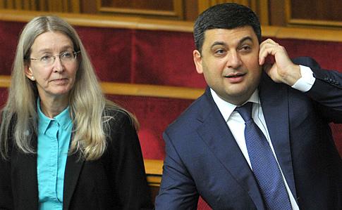 ВУкраинском государстве всего 50% жителей привиты отдифтерии,— Супрун
