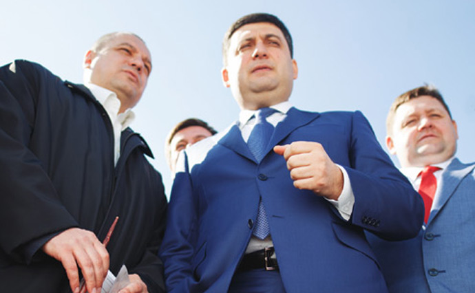 Один день с премьер-министром. Как Владимир Гройсман почти год возглавляет  правительство, и что из этого выходит | Украинская правда