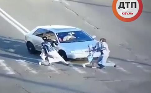 ДТП наМилославской смотреть видео ифото— «ФАКТЫ»
