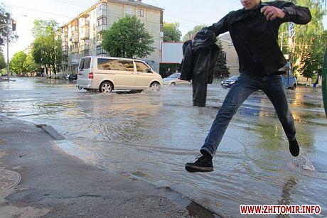 Перешкоди для пішоходів