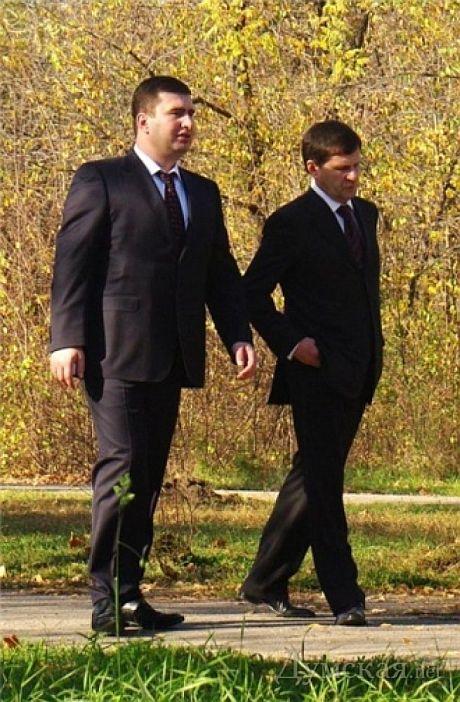 Костусев и Марков близкие соратники. Фото УП