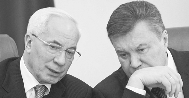 Азаров отказался от Соглашения об ассоциации с ЕС