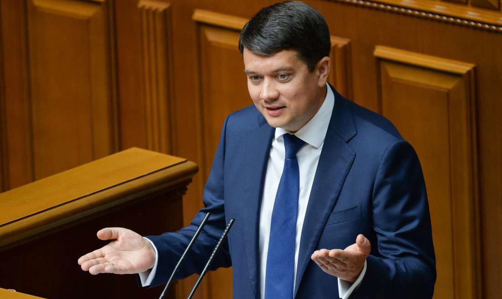 Дмитрий Разумков: Социальный лифт может тебя поднять, а потом ты найдешь  свой этаж или этаж найдет тебя