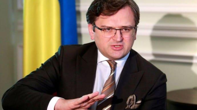 Кулеба в Берлине назвал политическим решение Германии не поставлять оружие  в Украину | Украинская правда