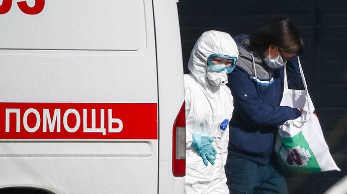 Россия вышла на пятое место по числу заболевших COVID-19 | Украинская правда