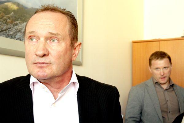 Олег Радченко та Артем Шевченко. Фото Мустафи Найема