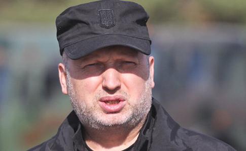 Александр Турчинов хочет уголовной ответственности для корпоративного