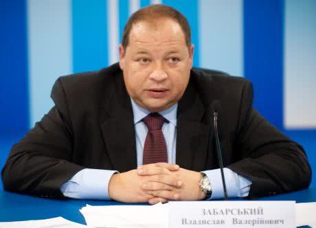 Владислав Забарський. Фото прес-служби Партії регіонів