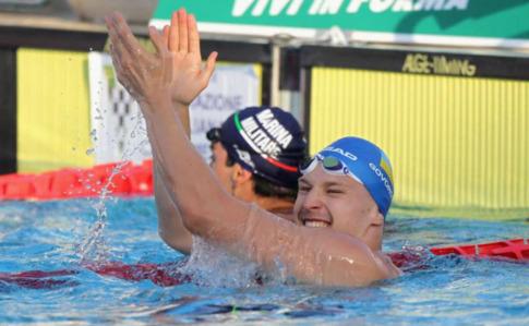 Українець Говоров встановив новий світовий рекорд уплаванні