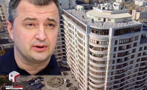 3741e7c clipboard01 - Прокурор Кулик построил 14-й этаж элитного ЖК в центре Киева – СМИ