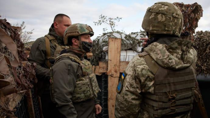 На Донбассе началась проверка готовности войск   Украинская правда
