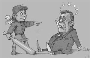 Янукович поставил точку в возможности найти честных союзников в Украине и вне ее пределов, - журналист - Цензор.НЕТ 5831