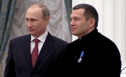 Російський пропагандист відповів Зеленському на запрошення відвідати Донбас
