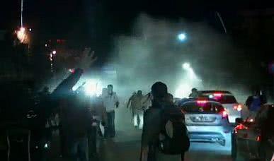 Полиция Анкары применила слезоточивый газ и водометы против демонстрантов