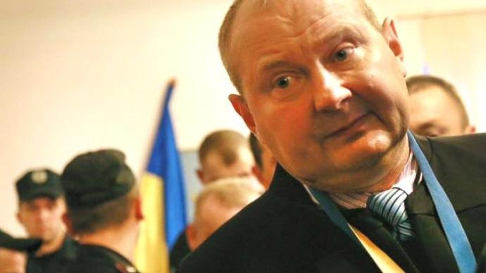 Скандальний суддя Микола Чаус