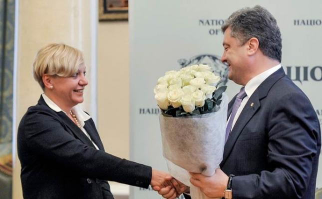 Выяснения отношений между прокурором и президентом.