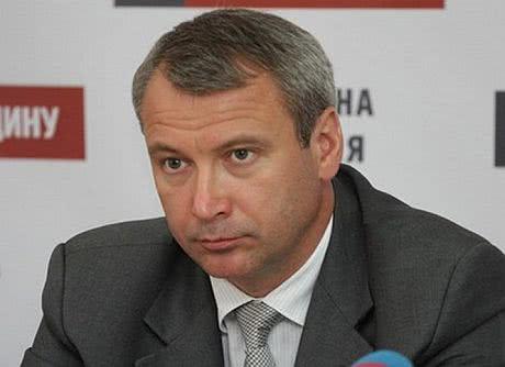 Депутат Немілостивий Віталій