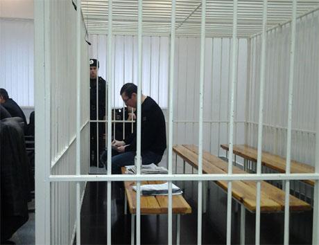 Юрий Луценко заявил отвод прокурорам в суде (ФОТО)