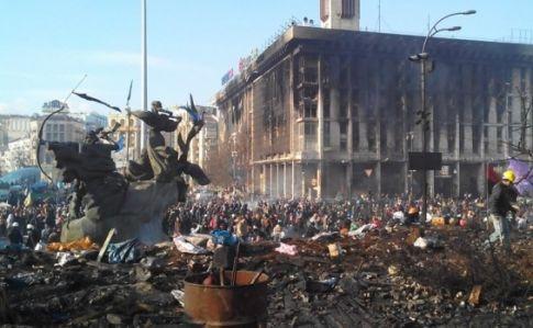 Названа дата первого совещания порасстрелам наМайдане